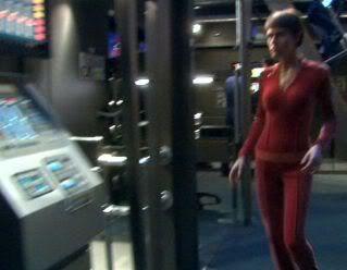 Original Star Trek Enterprise Prop NX01 Control Button Panel Set Decor