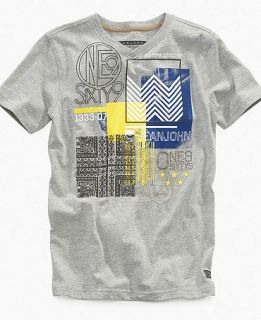 Sean John Kids T Shirt, Boys Optic Tee   Kids Boys 8 20
