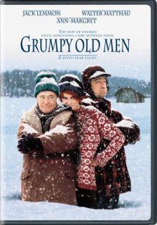 Grumpy Old Men New SEALED DVD Walter Matthau Jack Lemmon