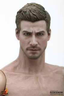 Hot Toys True Type Male Figure Body TTM 19 Muscular Caucasian New
