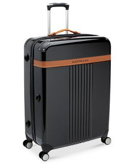 Hartmann Suitcase, 22 PC4 Rolling Carry On Spinner Upright   Luggage