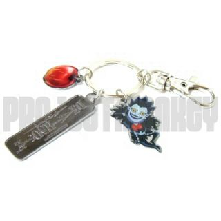 Death Note Ryuk Charm Key Chain Anime Licensed Manga