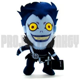 Ryuk Plush Doll Shinagami Anime Manga Officially Licensed Genuine New