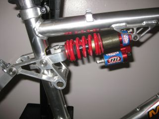 Answer Frame Manitou Mars Fork Full Suspension Collectors Mountain