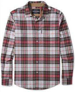 Ecko Unltd Shirt, Huntington Plaid Shirt   Mens Casual Shirts