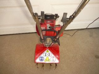 Mantis Mini Tiller Cultivator Roto 4 Cycle Honda Engine Model 7261 02
