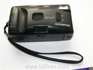 Olympus Trip s 35mm Film Camera Instruction Manual Case