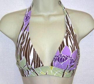 Manuel Canovas Paris Bikini Top Swimsuit F 2 US 6 8