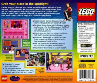 Brand New Kids Video Game Lego Friends 5036749005940