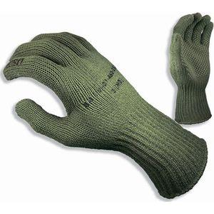 Manzella Olive Drab   USMC Genuine Military Gloves TS 40