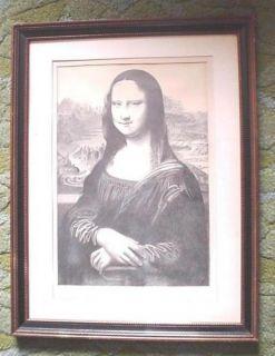 Mona Lisa Unknown Artist 1950S