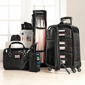 Joy Mangano Clothes It All® Travel Your Way 10 Piece Collection Black