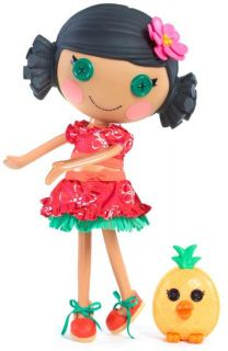 New Lalaloopsy Mango Tiki Wiki Full Sized Doll Ships Quick