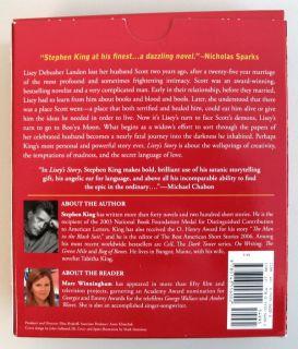 Stephen King Liseys Story Audio Book 16 CDs Unabridged 0743556003