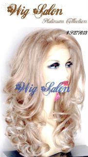 Gorgeous Body Wavy Lace Front Wig Mix Color Blonde Brown P27 613 Multi