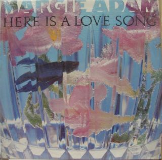 Margie Adam Here Is A Love Song LP VG HB 2750 Vinyl 1983 Record