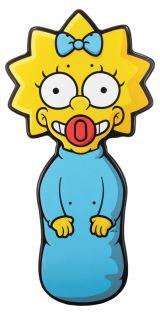 Santa Cruz Simpsons Marge and Maggie 37 7 x 10 3 Skateboard Deck