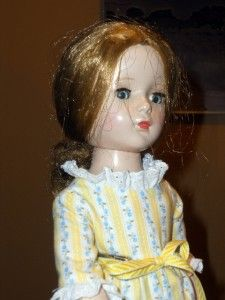 Beautiful 14 inch 1950s Margaret Face Madame Alexander Doll