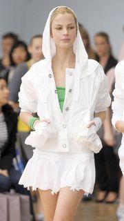 Adidas by Stella McCartney White Tennis Performance Dress + Matching