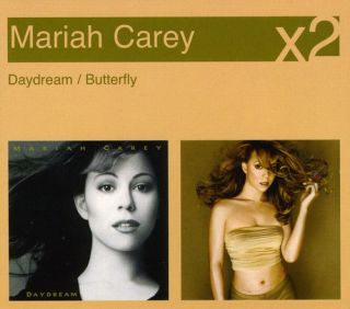 Mariah Carey Daydream Butterfly New CD