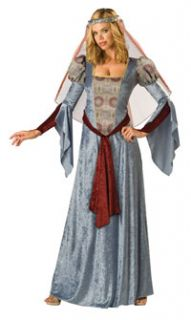 Womens x Large Deluxe Maid Marian Adult Costume Medieval and