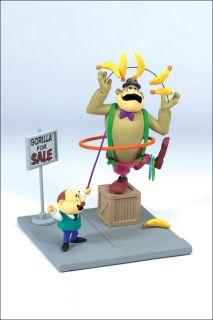 McFarlane Hanna Barbera Marilla Gorilla Figure New
