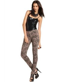 Joes Jeans The Skinny Jeans, Chantilly Lace Printed Denim