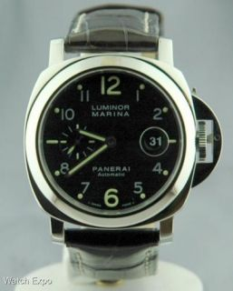 Panerai Luminor Marina Pam 301 Ghost Edition K Series Box Papers RARE