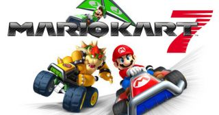 Mario Kart 7 Nintendo 3DS 2011