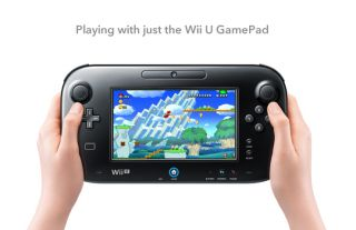 Newest Model 8GB White Console Super Mario Bros Wii U Game