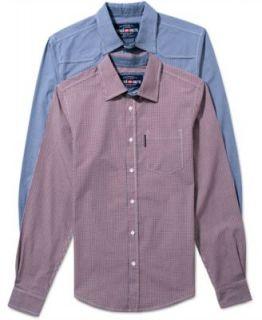 Ecko Unltd Shirt, Royalton Plaid Shirt   Mens Casual Shirts