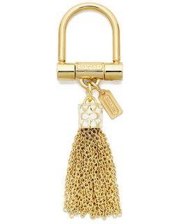 COACH TASSEL KEY RING   COACH   Handbags & Accessories
