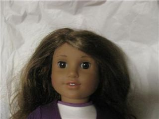 American Girl Pleasan Co Marisol Doll Mee Oufi heare runk