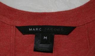 Marc Jacobs Tie Stretch Long Sleeve Dress Medium