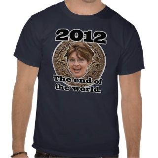 2012 Palin Doom Tees
