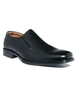 Johnston & Murphy Shoes, Harding Plain Toe Loafers   Mens Shoes