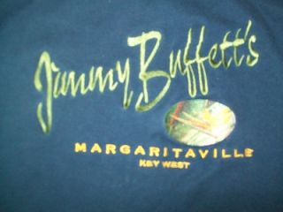 Margaritaville Jimmy Buffett Womens Medium Tank Top