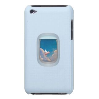 flying pig ipod case iPod touch cases
