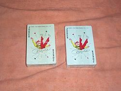 Marilyn Monroe Pin Up Playing Cards Orginal Box 1976