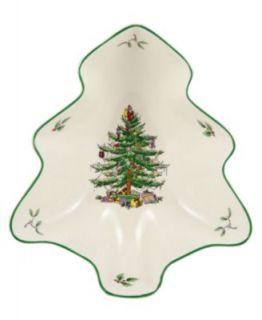 Spode Christmas Tree Dinnerware, Set of 12