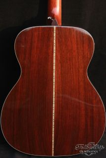 Martin M 21 Steve Earle Signature Indian Rosewood Italian Spruce Case