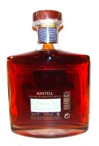 Martell COHIBA Cognac from France RARE Collector