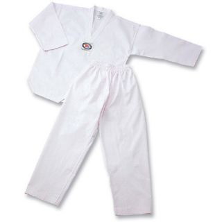 Taekwondo Uniform DOBOK Martial Arts Uniform Student TKD Uniform w