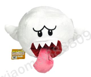 Super Mario Bros Ghost 10 Plush Toy Doll M92
