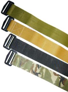 Military Martial Arts Utility Web Belt Heavy Duty Nylon 1 3 4 x Up to