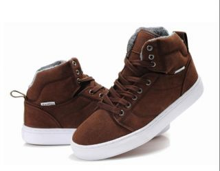 Retro Martin Boots Casual Cotton Padded Shoes Winter Warm Sneaker
