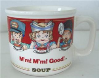1993 Campbells mm mm Good Soup Westwood Coffee Mug