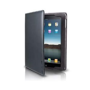 New Marware Eco Vue iPad Case Stand Leather Black