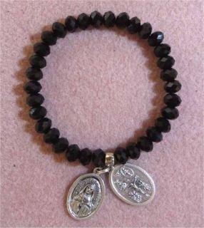 St Mary Mackillop Patron Saint Charm Bracelet