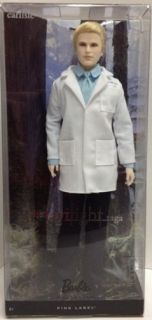 Saga Breaking Dawn Part 2 Carlisle Cullen Barbie Doll in Stock